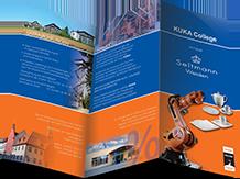 KUKA College Imagebroschüre