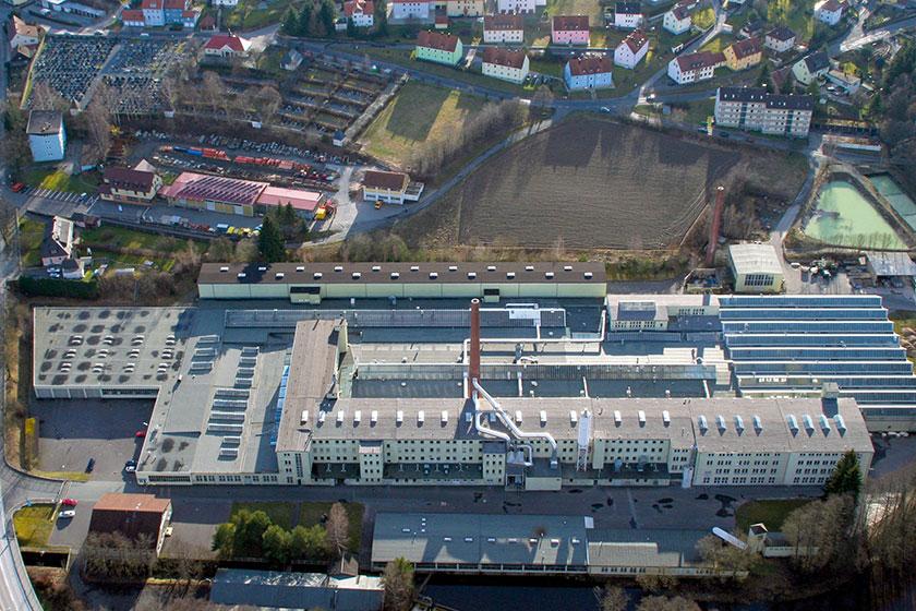 Porzellanfabriken Christian Seltmann GmbH, Werk Erbendorf